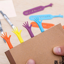 Book-Markers Stationery Office-Supplies Gift Funny Plastic Novelty Creative School