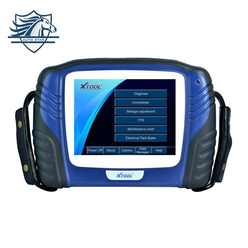 Hot Selling Original free shipping Xtool PS2 GDS Gasoline Version Car Diagnostic Tool ps2 gdS Update Online without Plastic box  цены