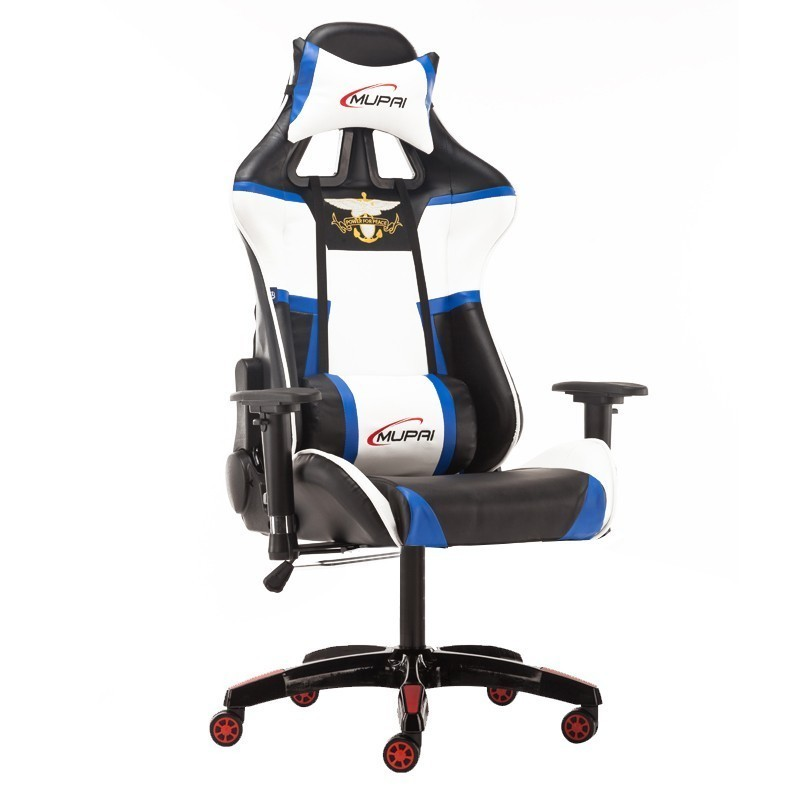 Luxury Quality Mp-808 Silla Gamer Poltrona Esports Chair Synthetic Leather Can Lie Ergonomics With Footrest Office Furniture