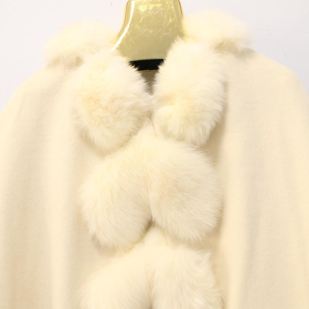 Brezplačna dostava pomlad jesen zima ženske krem barva - Oblačilni dodatki - Fotografija 5