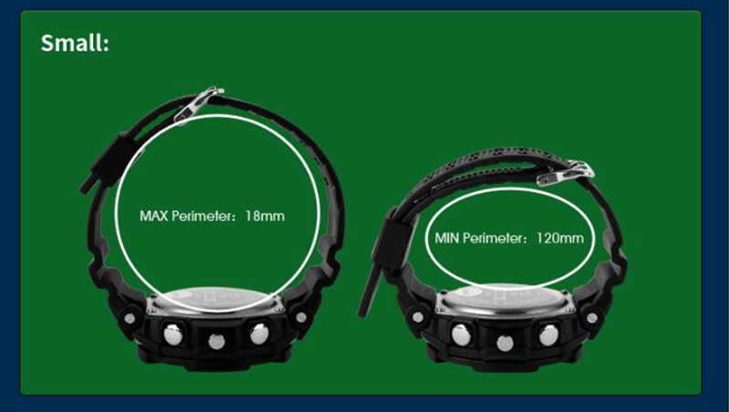 b34ce22b4df3 POPART reloj de los niños niñas cronómetro 50 m azul impermeable del  deporte del cuarzo LED Digital Reloj para relojes niños niño relojUSD  12.98 piece