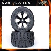 1/5 rc car racing toy parts,BM bigfoot two generation tire( x 2pcs/set)assembly for baja 5b parts