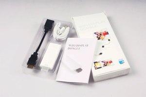 Image 5 - Беспроводной WIFI дисплей ключ HDMI Miracast DLNA AirPlay для iphone 7 6 Plus 5s Samsung