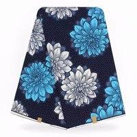 Popular Color High Quality Veritable Hollantex Wax Print Fabrics India For African Wax Block Print Dresses Cotton!Y 3065