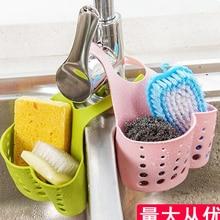 Кухонный аксессуар, украшение для крана, корзина для хранения воды, подвесной органайзер, мыло, губка, держатель для полотенец, карман, удобный зеленый