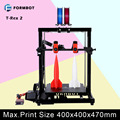 Formbot T-rex 2 Grande Impresora 3D con 400x400x470mm Tamaño de la Contrucción