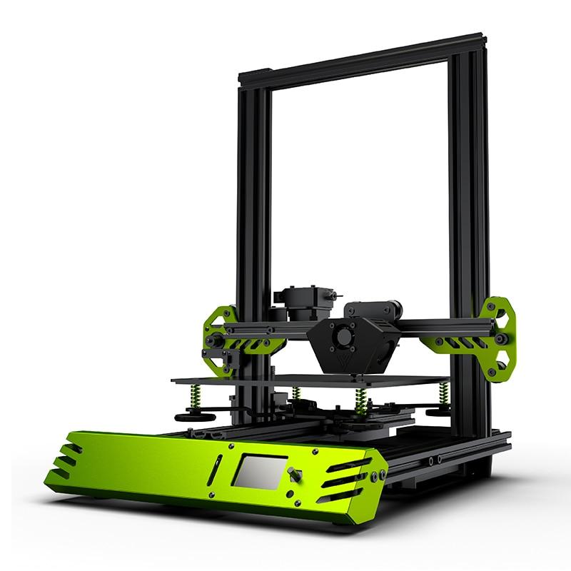 คลาสสิก TEVO ทารันทูล่า Pro การอัดขึ้นรูปอลูมิเนียมเครื่องพิมพ์ 3D ชุดพิมพ์ 3d