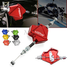 Motorcycle CNC Aluminum Stunt Clutch Lever Easy Pull Cable System For Yamaha FZ1 FZ 1 FAZER 2001-2015 FZ6 6 2004-2010