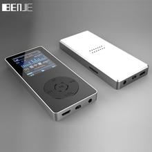 """Benjie k9 k-nueve originales 8 gb mp3 reproductor de música sin pérdidas de alta fidelidad 1.8 """"Pantalla a Color TFT de Apoyo Tarjeta TF MP3 FM Con Altavoz Incorporado"""