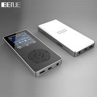 BENJIE Original 8GB Lossless Music Playing HIFI MP3 Player 1 8 Color Screen Support TF Card