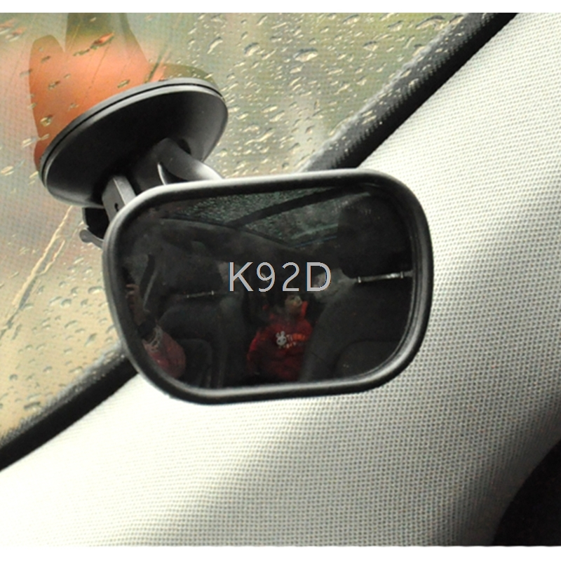 Adjustable Baby Car Mirror Safety Easy Rear View Back Seat Mirror Accessories J12