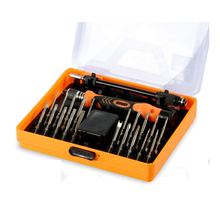 Ultra deep Screw Hole Screwdriver Set 23 in 1 Jakemy JM-8133 Precise mobile phone repair home appliances computer Open Tools
