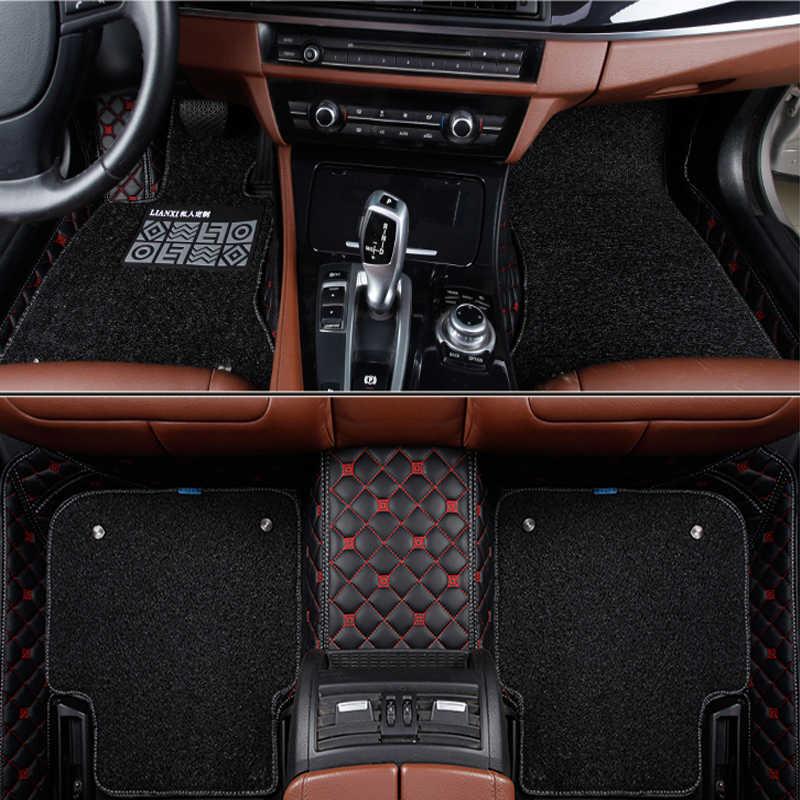 Tapis de sol de voiture pour Opel tous les modèles Astra h j g mokka insignia Cascada corsa adam ampera Andhra zafira tapis de pied de style