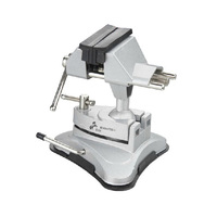 Bench Vise Universal Vacuum Suction Table Vise 360 Universal Adjustable Aluminium Alloy Bench Screw For Repair Tools