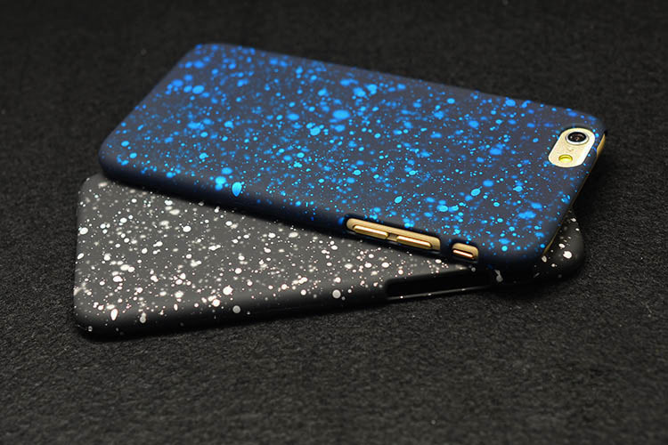 save off 686fa a2488 US $11.89 |New Starry Sky Glitter Star 3D Case for iPhone 6 4.7