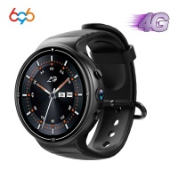 696 NEUE I8 4G Android Smart Uhr Männer Sport WIFI GPS Herz Rate Sim Karte 2MP Fitness Tracker Bluetooth 4 0 Für Android/IOS Uhr-in Smart Watches aus Verbraucherelektronik bei