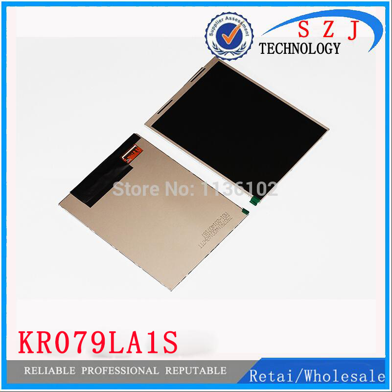 New 7 85 inch HD LCD Display KR079LA1S 1030300739 B 1024 768 for Sanei G786 Soulycin