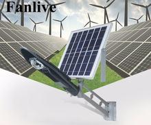 10 шт светодиодный уличный фонарь на солнечной батарее 20 Вт