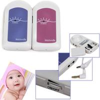 17 new FDA CE Proved Pocket Pregnant Fetal Doppler Baby Sound A + Free Gel Baby Heart Monitor Ultrasound Detector Fetal