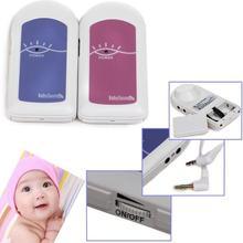 17 новый FDA CE Доказанные Карманный Беременная Фетальный Doppler Младенца Sound + Бесплатный Гель Детские Сердечный Монитор Ультразвуковой Детектор плода