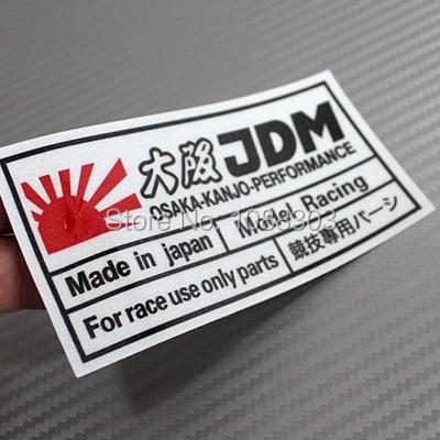 Sticker Design For Motorcycle >> Aliexpress.com : Buy 150mm car stickers for Japanese JDM OSAKA KANJO PERFORMANCE race use car ...