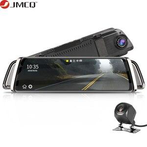 Image 1 - Stream Rear View Mirror Car Dvr Dash Camera Avtoregistrator 10 IPS Touch Screen Full HD 1080P Car Dvr Dash Cam Night Vision