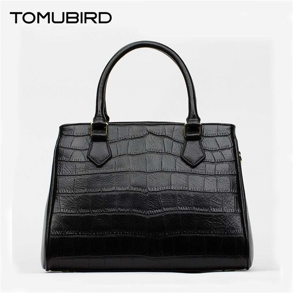 Luxury Genuine leather female bag for women crocodile grain handbags 2017 crossbody bags Brand designer tote bag bolsos mujer d 2018 yuanyu 2016 new women crocodile bag women clutches leather bag female crocodile grain long hand bag