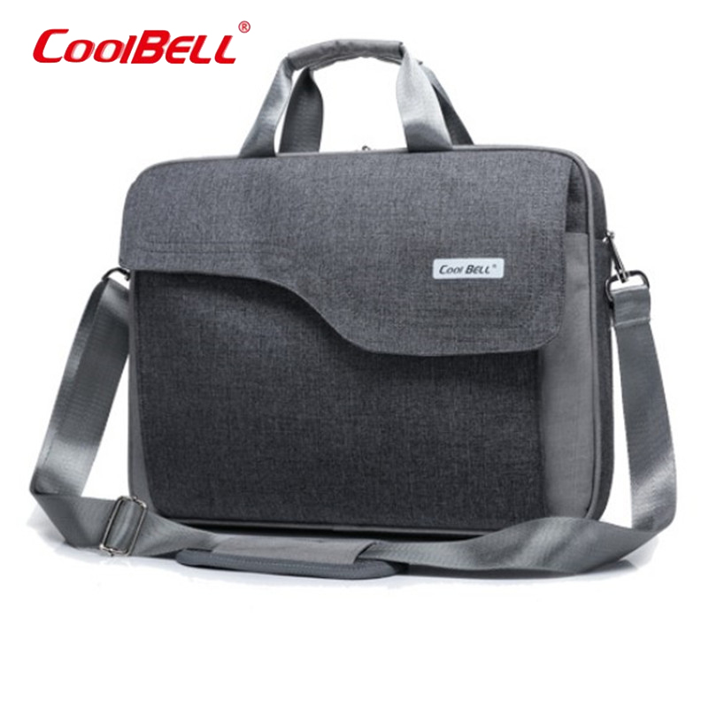 15 Inch Laptop Bag Waterproof Shoulder Bag Handbags With Strap Casual Crossbody Bags Tablet Briefcase For Ipad Pro/Macbook D0318 jacodel women shoulder bag for 14 15 15 6 inch laptop handbag women messenger bags crossbody bags for macbook ipad tablet case