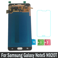 New Replacement Parts LCDs For Samsung Galaxy Note5 N920T N920A N920I N920G Note 5 LCD Screen Display Touch Digitizer Assembly