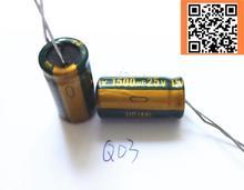 20pcs/lot Q03 25V 1500UF Low ESR/Impedance high frequency aluminum electrolytic capacitor size 10*20 1500UF25V