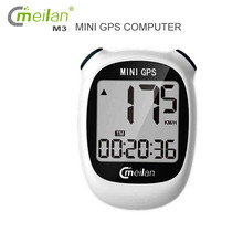 GPS Bike computer bicycle navigation Speedometer M1 M2 Can support connect with cadence heart rate power meter(not include)
