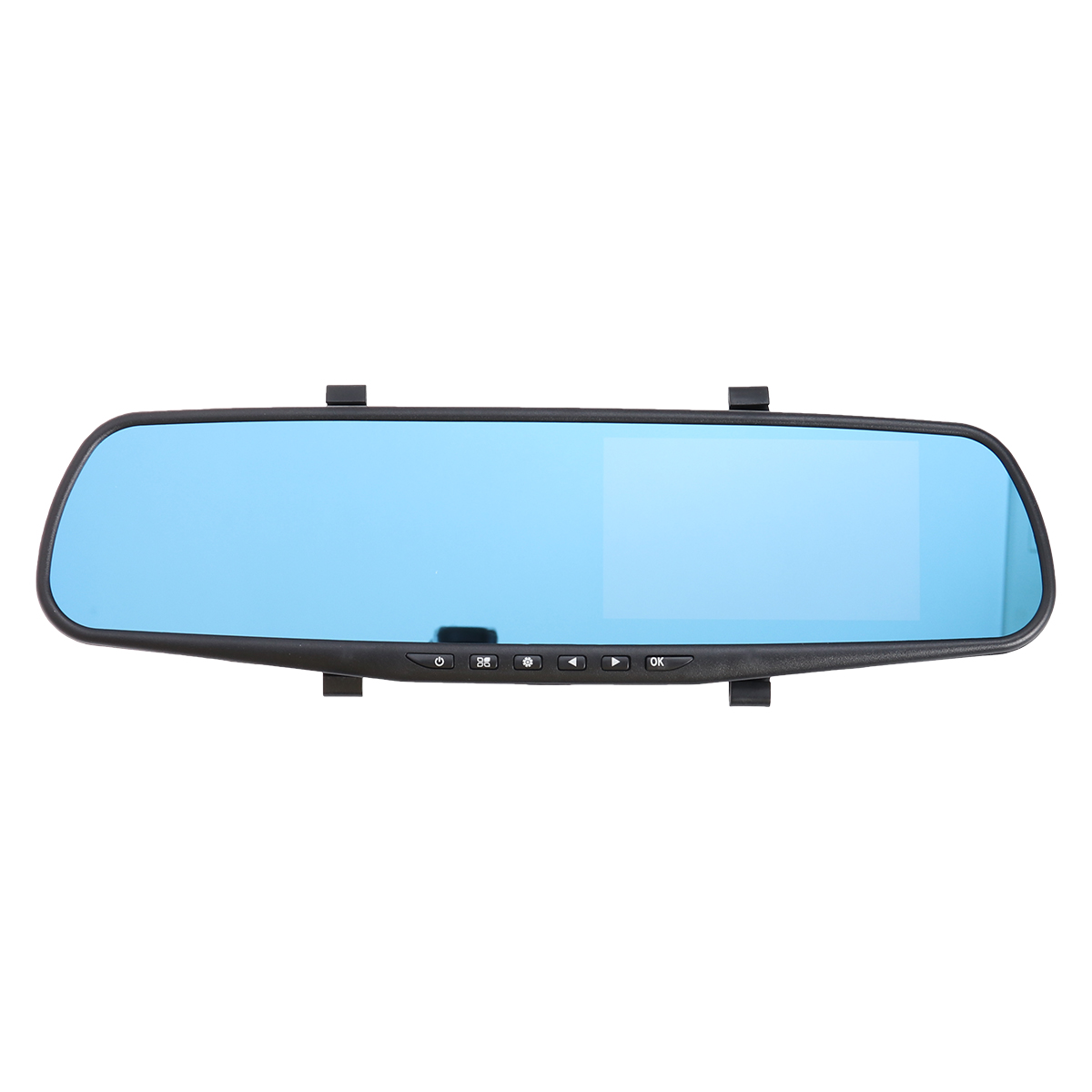 Advanced Reversing Camera 4.3 inch 1080P HD Dual Lens G-sensor 170 Rear View Mirror Car DVR Camera Recorder Auto Accessorie A20