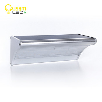 Super Bright 48LED Solar Motion Sensor LED Light 900LM Waterproof Garden Wall Security Lamp By Microwave Radar Motion Warm/White