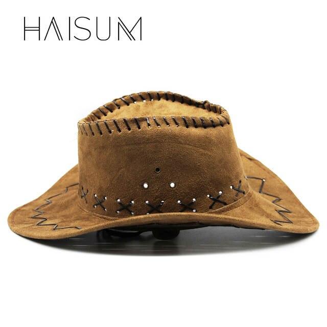2018 Top Moda Adulto Sólida Haisum Moda Homens mulheres Protetor Solar Cap  Aba do chapéu edc0b1ef1ce