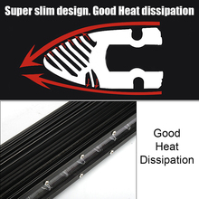 90W led bar 4×4 High Power Long Distance Super Slim Single Row Curved Work Car Led Light Bar Offroad Driving Lamp Auto Part SUV
