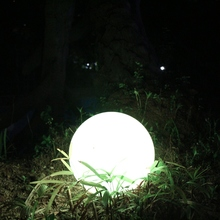 Waterproof 20cm Sample LED Ball Light Illuminated globe lights for Home Decoration with Rechargeable Lithium Battery dropship led rechargeable star light 20cm 20cm 6cm d20cm w6cm