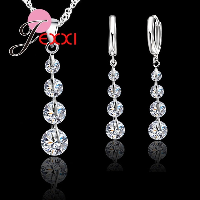 925 Sterling Silver Color...