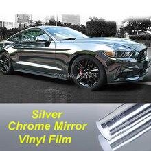 10/20/30/50cm jmm adesivo de filme envoltório de vinil para carro, espelho de prata, revestimento elétrico envoltório corporal de automóveis motocicletas