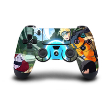 Super Naruto Uchiha Sasuke PS4 Skin Sticker Full Cover For Sony PlayStation4 And Controllers