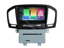 Android 6.0 CAR Audio reproductor de DVD PARA OPEL INSIGNIA (2008-2011) gps dispositivo unidad principal Multimedia receptor BT WIFI