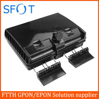 FTTH 16 core fiber optic distribution box fiber optic termination box with IP 65 waterproof