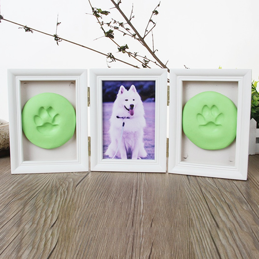 Baby Care baby hand&foot Handprint mud and foot print baby hand and foot mold hundred days gift gift hand and foot print