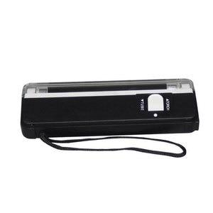 Image 5 - הכי חדש 2 In1 כף יד UV משולב Led אור לפיד מנורת שימושי שטרות גלאי מטבע מזויף כסף גלאי