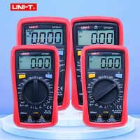 Multimètre numérique UT33A +/B +/C +/D + tension maximale 600 V testeur de température sans contact avec rétroéclairage LCD