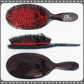 Free Shipping High Quality Fashion Professional Boar Bristle Hair Brush Hair Styling Brush 1pc/lot Hair Comb