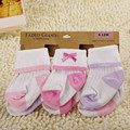6pair/lot 0-12 Months Newborn Baby Socks Boy and Girl Sock Kids Toddler's Meia Infantil Girls Cotton Socks Good Quality C-08