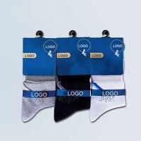 Носки с надписями дизайн индивидуальный логотип этикетки для женщин хлопковые носки OEM услуги поддержка онлайн оптовые