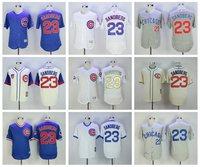 MLB Men S Chicago Cubs 23 Ryne Sandberg Jerseys