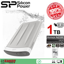 Silicon Power A65M for Mac 1TB USB 3.0 external hard drive hdd 2.5 hd disco duro externo hard disk disque dur externe portable