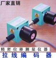 Pull Rope Sensor Pull The Encoder Pull Switch Pull The Electronic Ruler Pull Rope Encoder